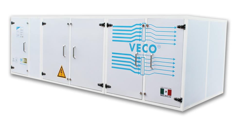 Unidad manejadora de aire VECO